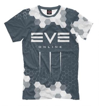 Мужская Футболка Eve Online / Ив Онлайн