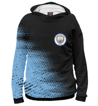 Женское Худи Manchester City