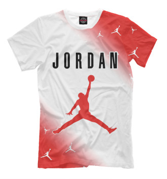 Мужская Футболка Air Jordan (Аир Джордан)
