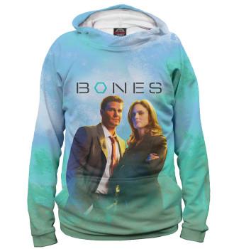 Мужское Худи Bones