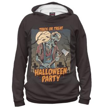Женское Худи Halloween party