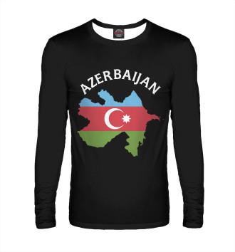 Мужской Лонгслив Азербайджан