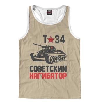 Мужская Борцовка Т-34