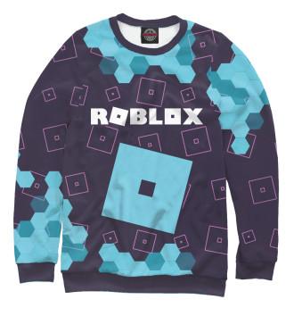 Женский Свитшот Roblox / Роблокс