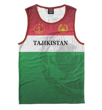 Мужская Майка Таджикистан
