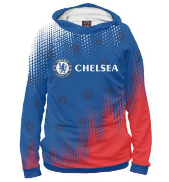 Мужское Худи Chelsea F.C. / Челси