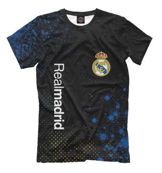 Мужская Футболка Real Madrid / Реал Мадрид