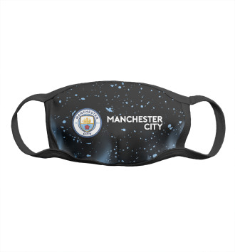 Женская Маска Manchester City / Манчестер Сити