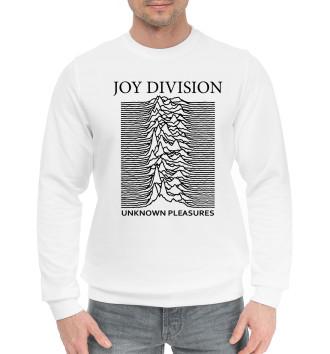 Мужской Хлопковый свитшот Joy Division