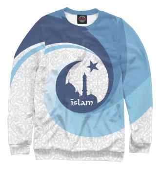 Мужской Свитшот Ислам