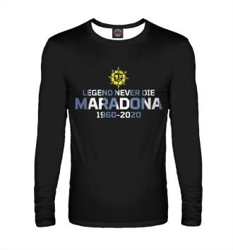 Мужской Лонгслив Maradona