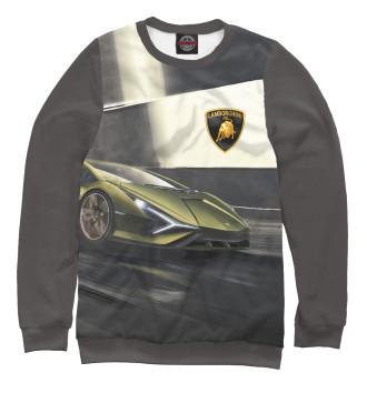 Мужской Свитшот Lamborghini