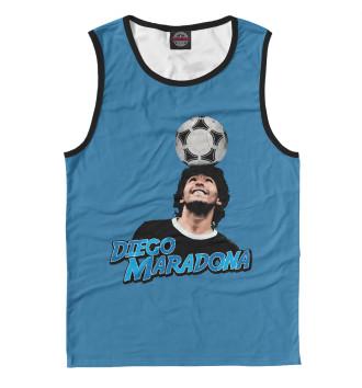 Мужская Майка Diego Maradona