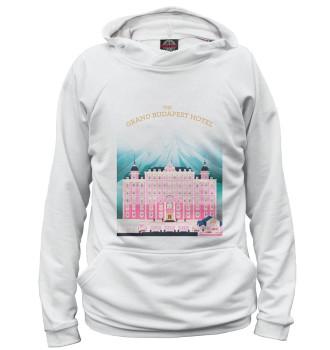 Женское Худи The Grand Budapest Hotel