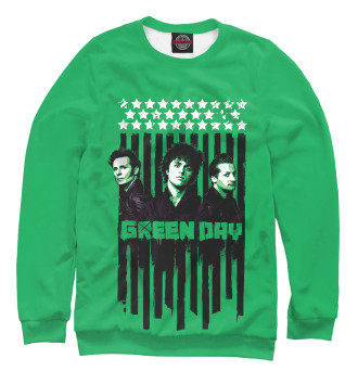 Женский Свитшот Green Day