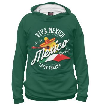 Мужское Худи Мексика