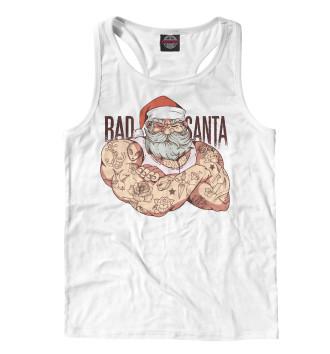 Мужская Борцовка Плохой Санта