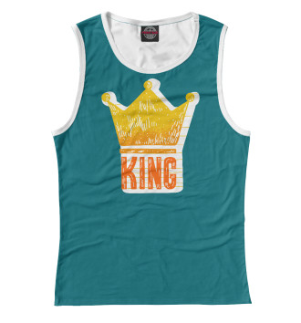 Женская Майка True King
