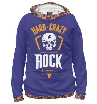 Мужское Худи Rock