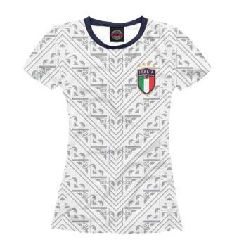 Женская Футболка Италия форма 2020