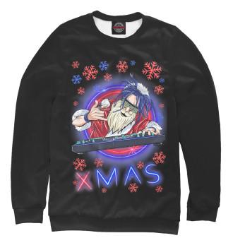 Мужской Свитшот Santa Claus XMAS