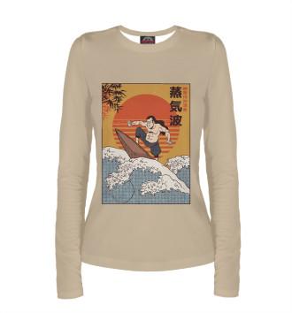 Женский Лонгслив Samurai Surfing