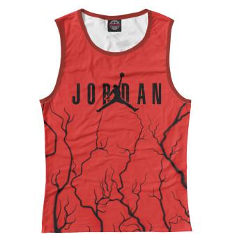 Женская Майка Air Jordan (Аир Джордан)