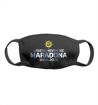 Мужская Маска Maradona