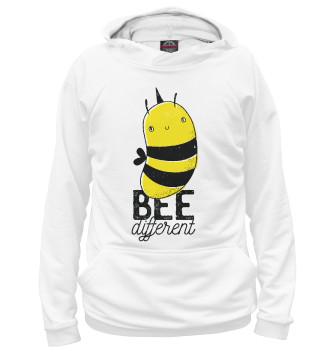 Мужское Худи Bee different