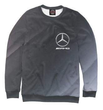 Женский Свитшот Mercedes / Мерседес