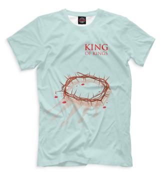 Мужская Футболка King of kings