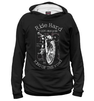 Мужское Худи Ride Hard