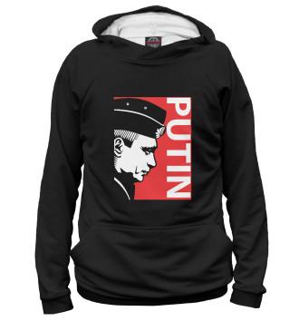 Мужское Худи Владимир Путин
