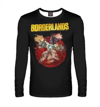Мужской Лонгслив Игра Borderlands