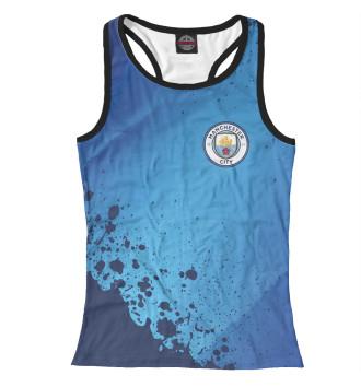 Женская Борцовка Manchester City
