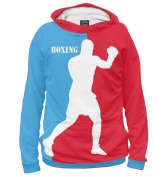 Женское Худи Boxing