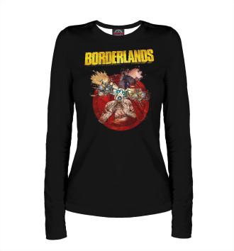 Женский Лонгслив Игра Borderlands