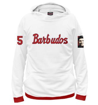 Мужское Худи Barbudos (Бородачи)