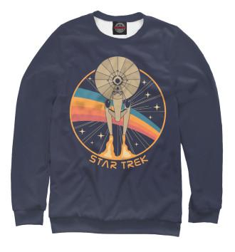 Мужской Свитшот Star Trek