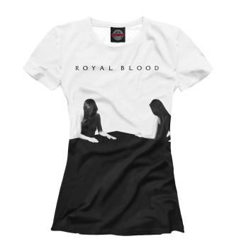 Женская Футболка Royal Blood