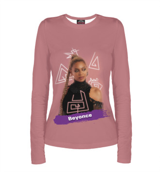 Женский Лонгслив Beyonce Knowles
