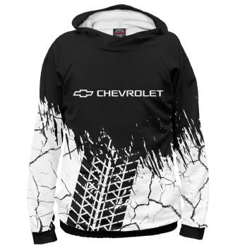 Женское Худи Chevrolet / Шевроле