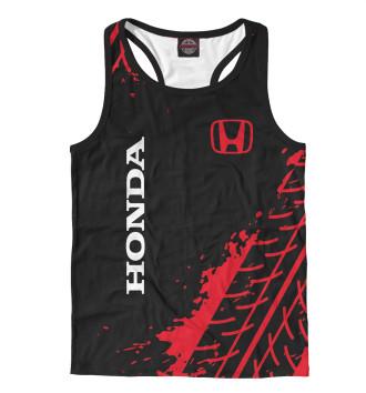 Мужская Борцовка Honda / Хонда