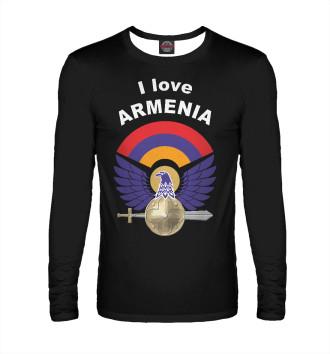 Мужской Лонгслив Armenia