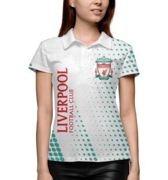 Женское Поло Liverpool / Ливерпуль
