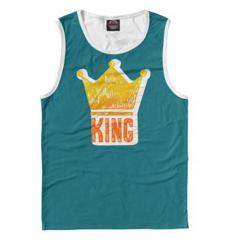 Мужская Майка True King
