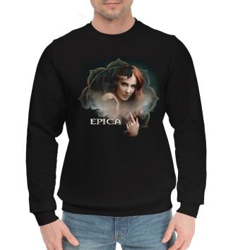 Мужской Хлопковый свитшот Epica