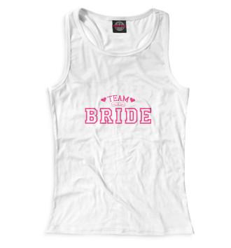 Женская Борцовка Team bride