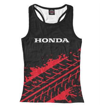 Женская Борцовка Honda / Хонда