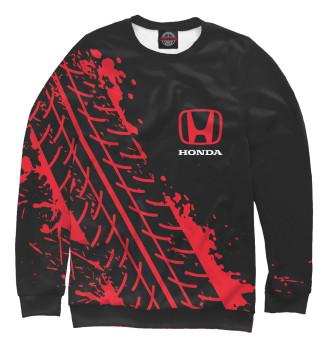 Мужской Свитшот Honda / Хонда
